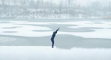 冬泳不是誰都適合的