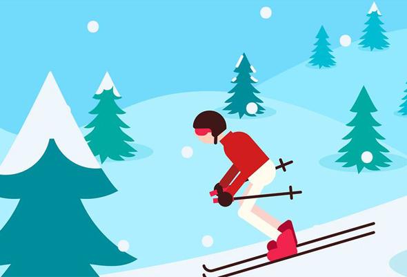 滑雪,记好这些少受伤!