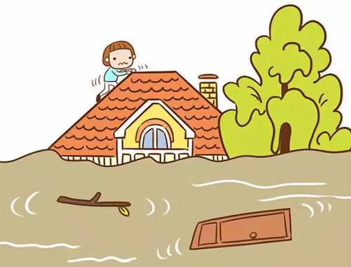 洪水来临如何应对?