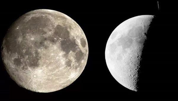 """月亮木星土星5日6日晚上演""""三英會"""""""