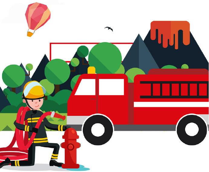 森林防火 重在预防