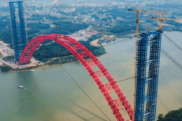 """郑皆连:成就现代中国的拱桥""""新高度"""""""