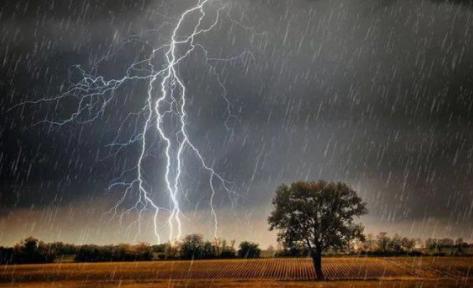 图说:暴雨来临,这些避险自救措施应掌握!