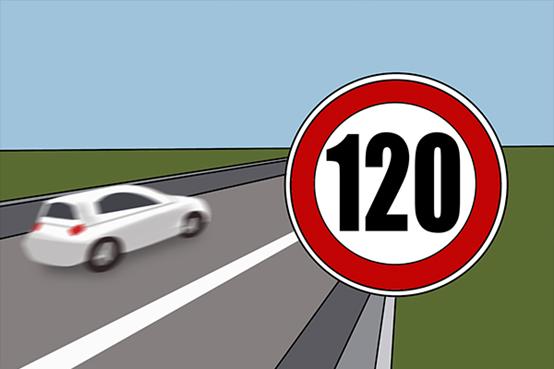 為什麼我國最高限速為120km/h?