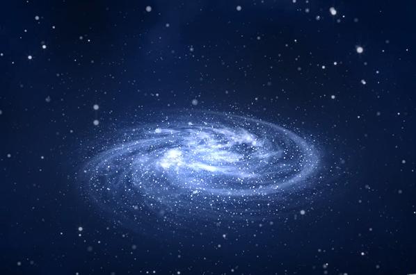 尋找宇宙的至暗之面