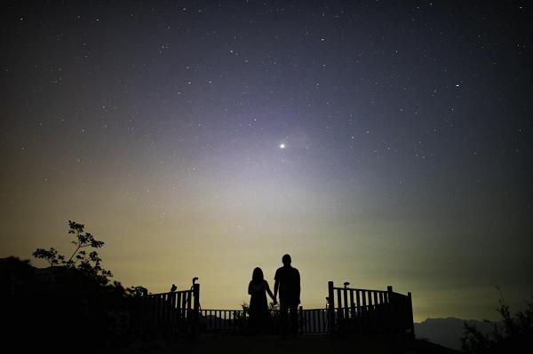 增強暗夜保護意識 感受星空魅力