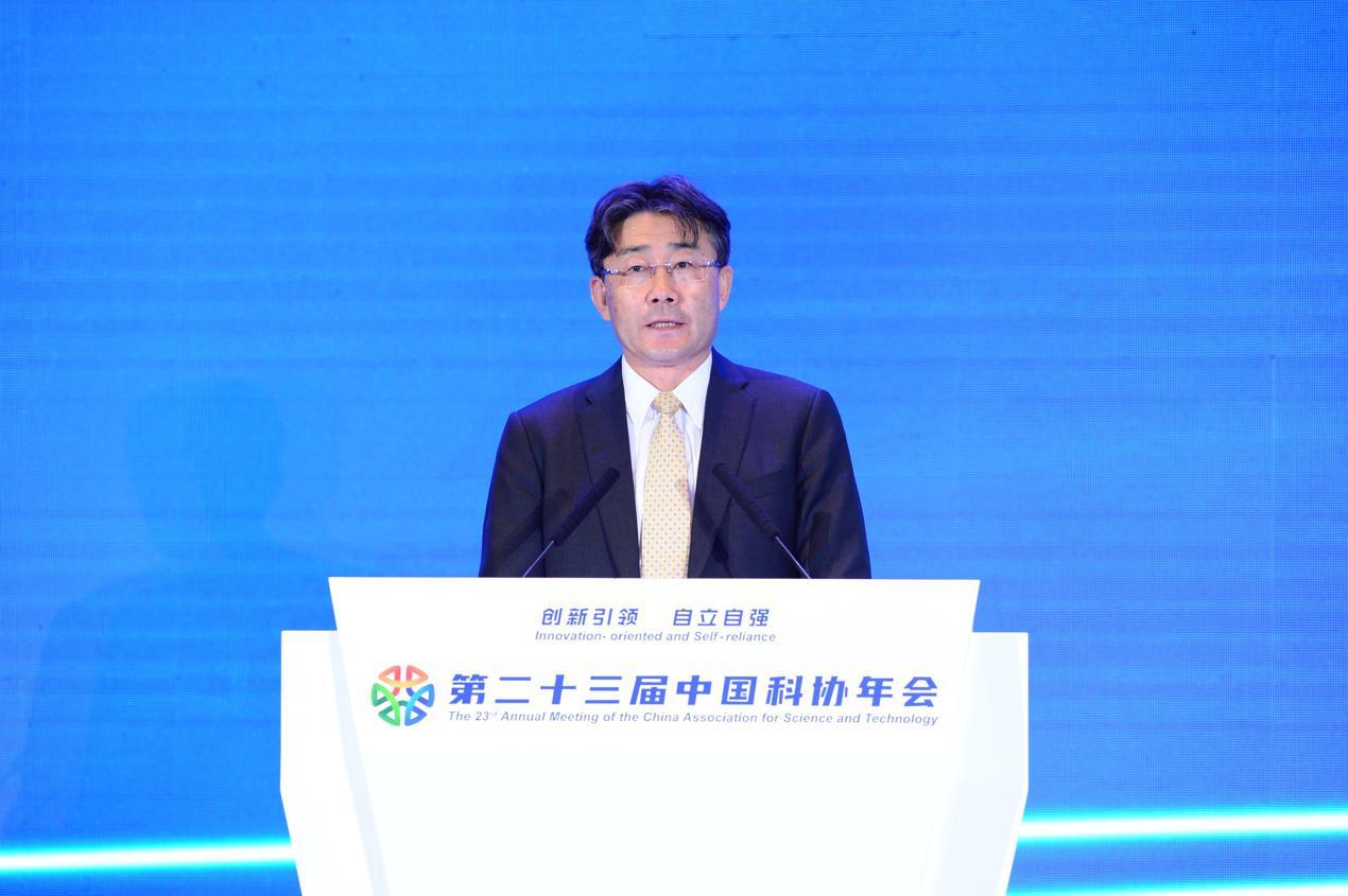 高福:中国实现疫苗技术自立自强
