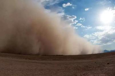 沙尘天气是如何形成的?