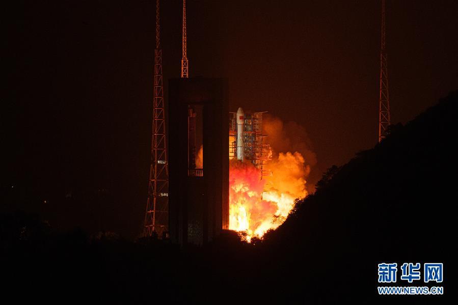 我國成功發射高分十三號衛星