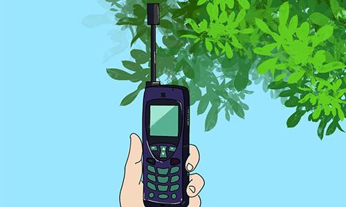 没有信号不要紧,卫星电话来帮你