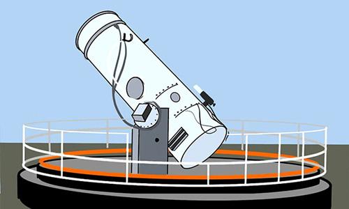 看见太阳的慧眼——太阳望远镜