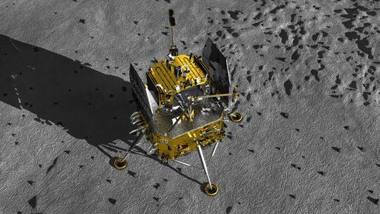 """""""嫦娥挖土""""的""""一臂之力""""是怎麼煉成的"""