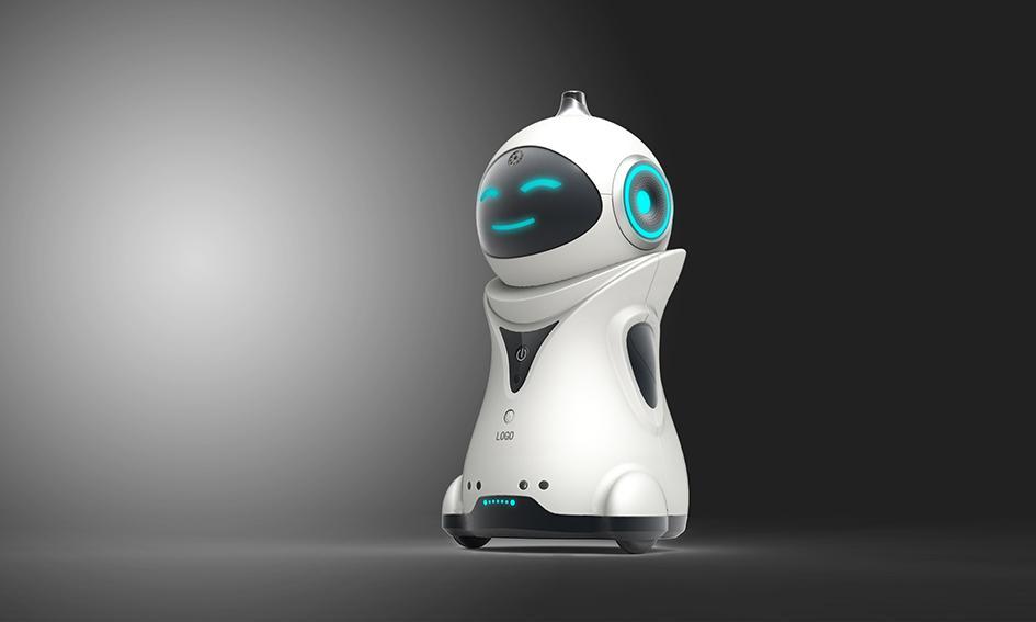 """機器人""""一對一""""教中老年人使用數字設備"""
