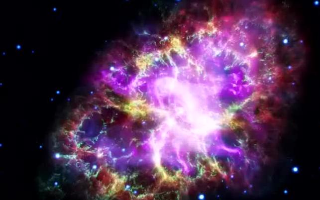 宇宙奇观——蟹状星云