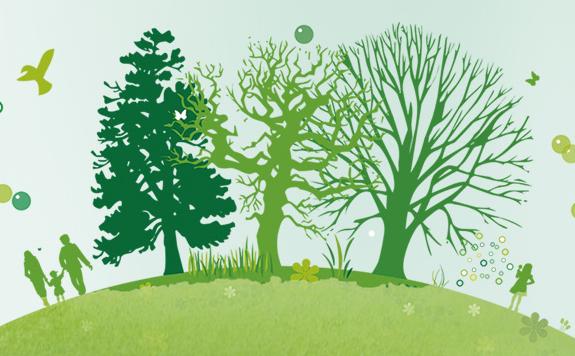 世界环境日 做大自然的保卫者