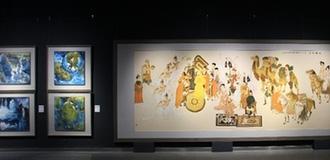 楊曉陽美術作品展