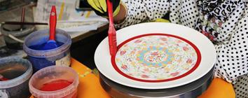 土耳其彩瓷藝術