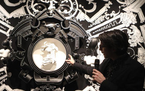 法國當代藝術家多媒體藝術展