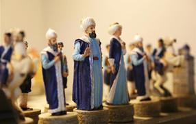 訪土耳其格克亞伊象棋博物館