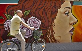 格勒諾布爾街頭藝術節