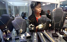 北京夏季珠寶展開幕