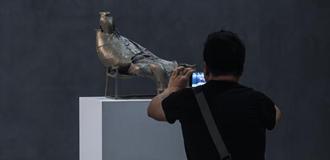 李象群雕塑藝術邀請展