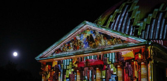 2017年柏林燈光節開幕