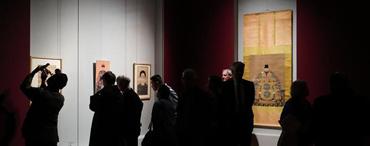 中國明清肖像畫展柏林開幕