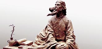 不需旁白的雕塑才是好雕塑