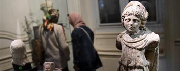 記埃及亞歷山大國家博物館