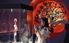 中非珍品雕像藝術展