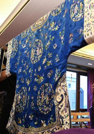 中式古典美衣繡品鑒賞交流會