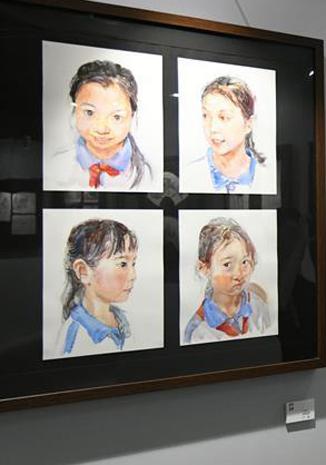 第四屆廣州速寫作品展
