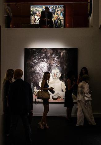 中國油畫藝術國際巡展