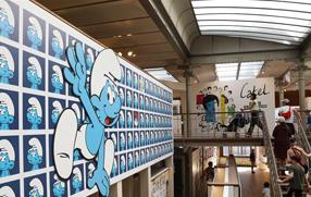走進比利時漫畫博物館