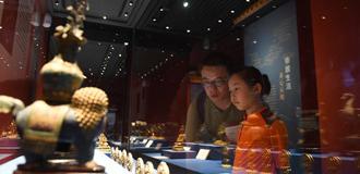 合肥:夜遊博物館