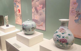 中國古代花木題材文物特展