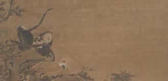 賞析丨宋代小品畫:猿畫小品