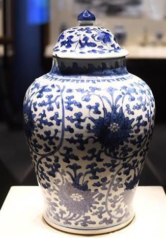中國古代陶瓷海上貿易展