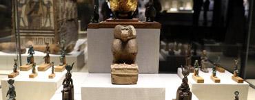 埃及謝赫村博物館開放
