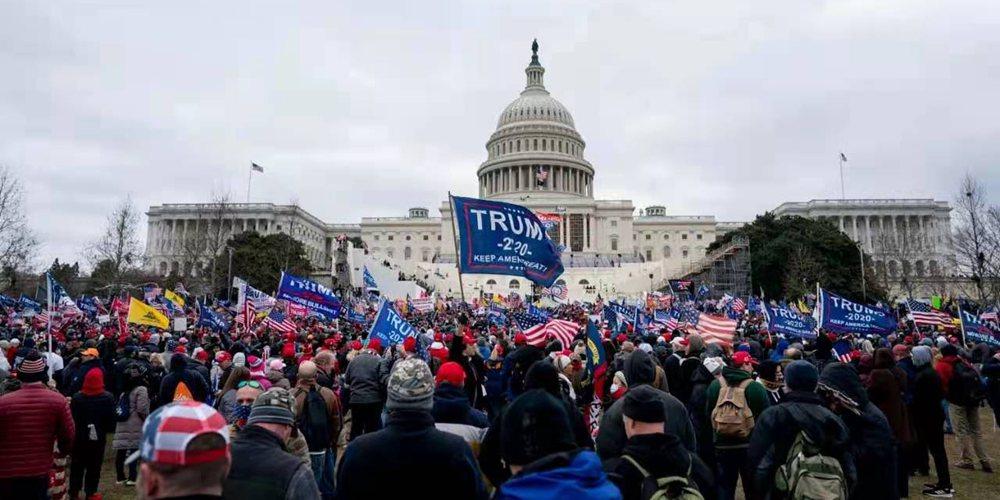 國會大廈被攻陷,會給美國帶來哪些影響?