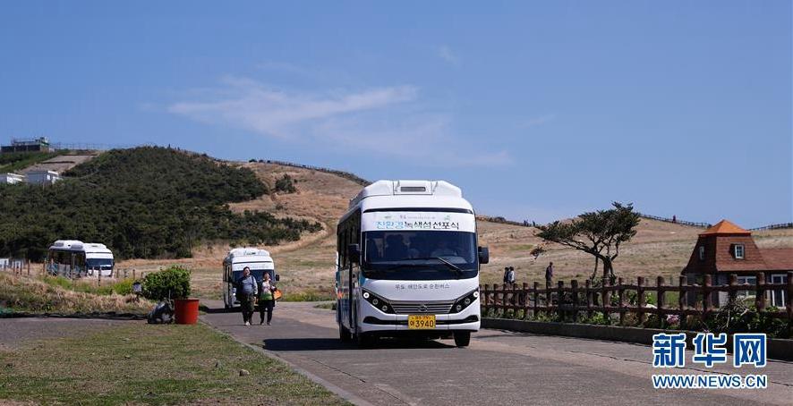 20輛比亞迪純電動巴士在韓國濟州島交付使用