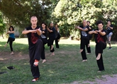 太極拳在土耳其大城市漸受歡迎