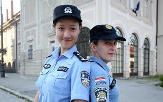 綜述:中國與克羅地亞首次警務聯巡成果豐富