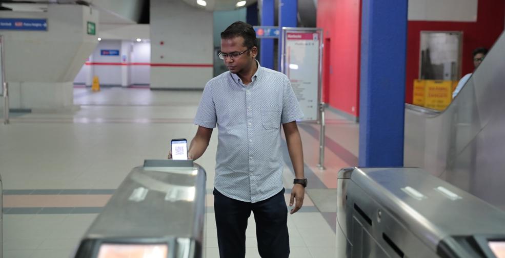 馬來西亞能刷手機坐地鐵了!當然少不了中國技術的助推