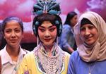 國粹京劇藝術首度亮相巴勒斯坦