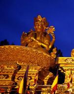 今年前8個月赴尼泊爾中國遊客人數大增