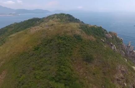 瞰中國|上天下海 共賞分界洲島美景
