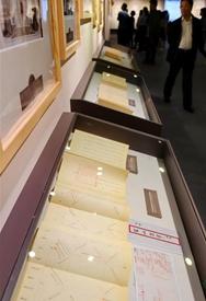 福建舉行絲綢之路歷史檔案文獻展