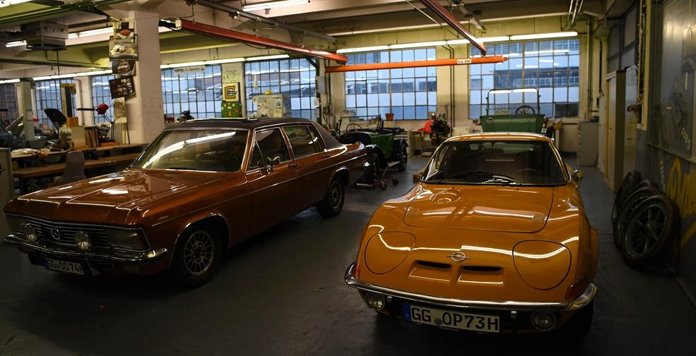 探訪歷史悠久的車企歐寶公司總部